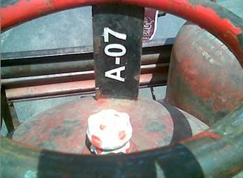 LPG Cylinder Image